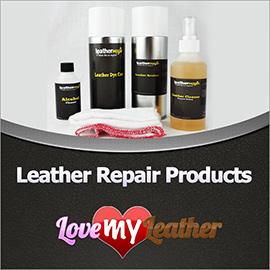 leather repair products